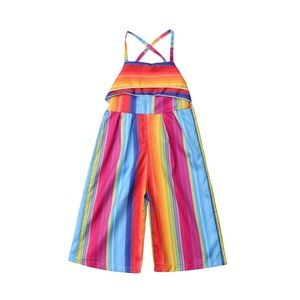 Other - Toddler Girls Jumpsuit